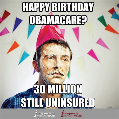 Obamacare Meme - march 2013