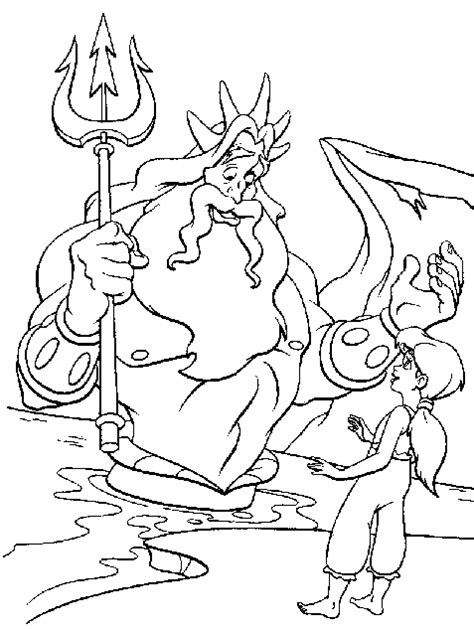 little mermaid king triton coloring pages little mermaid king triton coloring pages 187 coloring pages