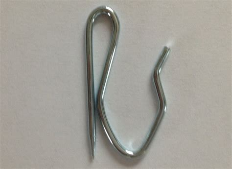 curtains with hook pins pin hook curtains recmar 4138 stainless drapery pin hook
