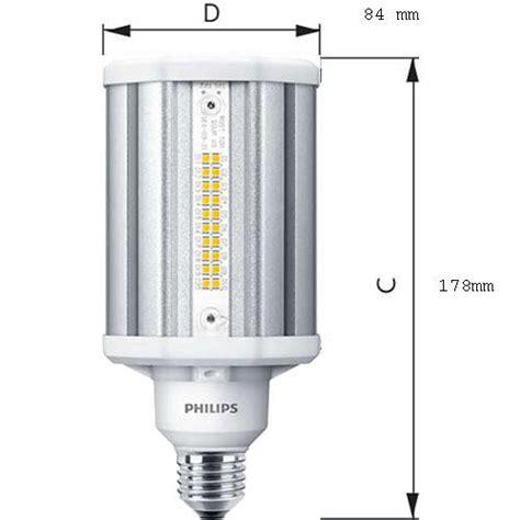 Lu Philips Hpl N 125w philips trueforce led hpl nd 33w 4800lm e27 740 cl helder