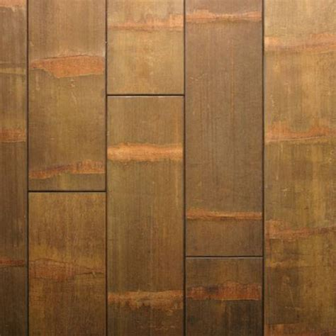 parquet bambou forest 18x125 mm horizontal brut noeud