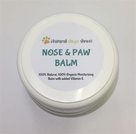 nose balm nose paw balm 50ml dogs direct manufacturers of foods