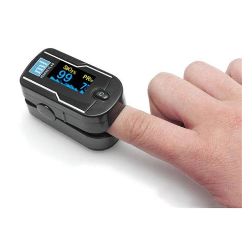 Fingertrip Oxymeter fingertip pulse oximeter marketlab inc