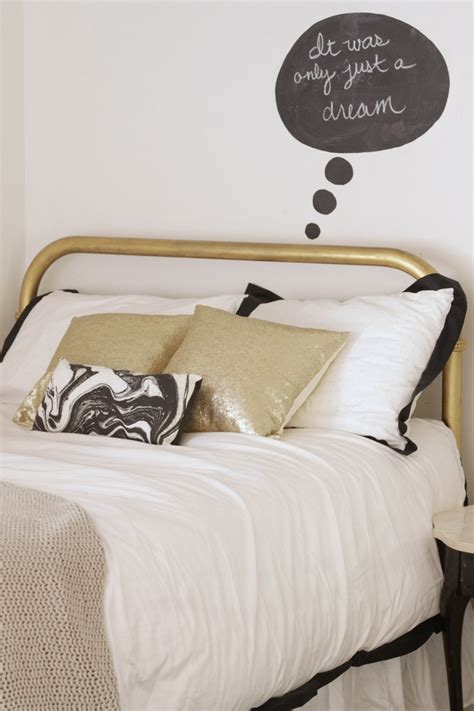 black bed pillows no cost bedroom makeover our new guest room cassie