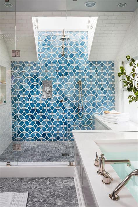 Top 20 Bathroom Tile Trends of 2017   HGTV's Decorating