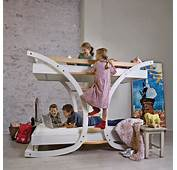 Cool Single And Bunk Kids Beds – Wave By Mimondo  DigsDigs