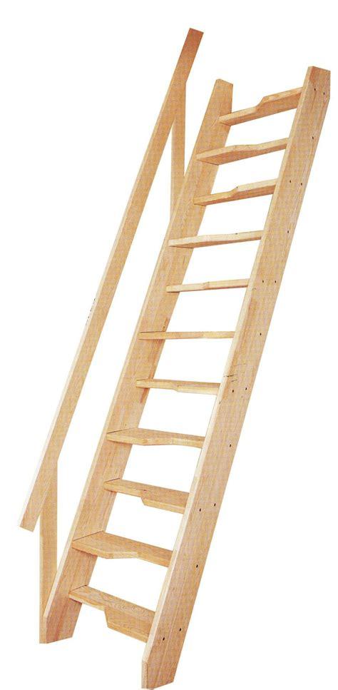 scale pieghevoli per soffitte scala salvaspazio in abete 270x65 cm hxl 13 gradini