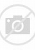 Cartoon Muslim Girl Drawing