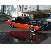 Pictures/My Muscle Car From Overhaulin Challenger