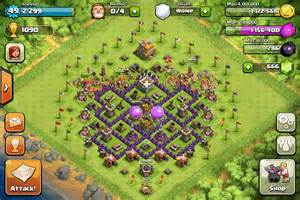 Thread help need a good defensive town hall level 7