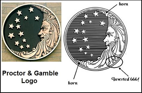 illuminati g symbol local myths legends the procter gamble satanic logo