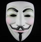 V Vendetta Mask