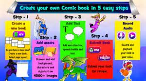 comicker the real comic maker android apps on google play