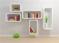 36 Creative and Unique Bookshelves Designs