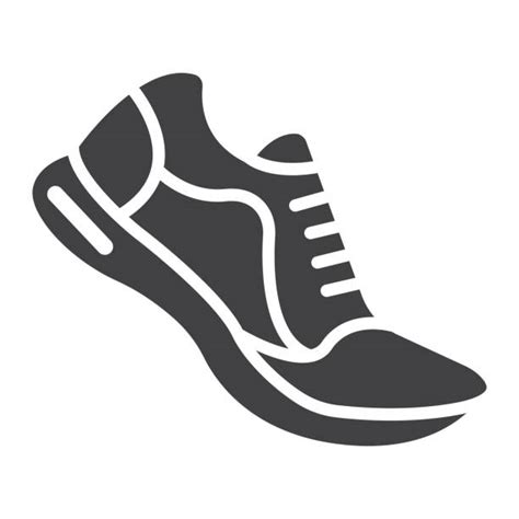 running shoes vector royalty free sports shoe clip vector images