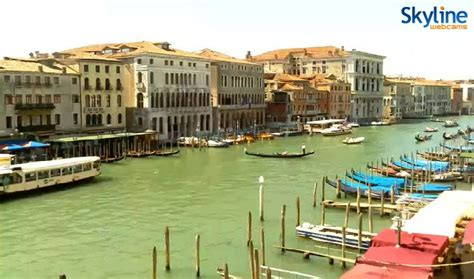venezia web live live venice grand canal