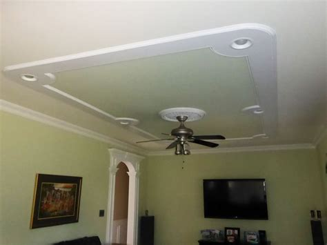 Molding Ceiling Design by Ceiling Designs Crown Molding Nj