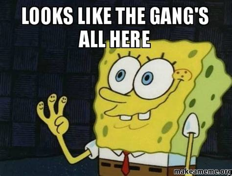 Meme Generator Spongebob