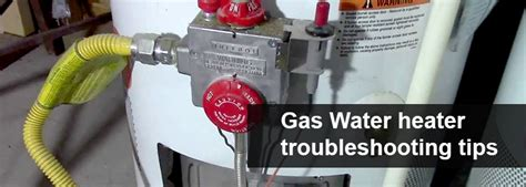 gas water heater troubleshooting tips demark home