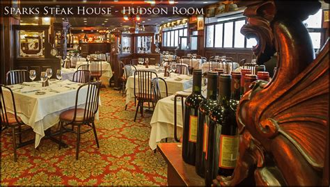sparks steak house sparks steak house greatest steakhouse in manhattan best steak house in new york