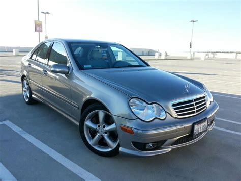 2005 mercedes c230 kompressor los angeles