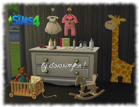 Baby Clutter Dies & Das by dorosimfan1 at Sims Marktplatz