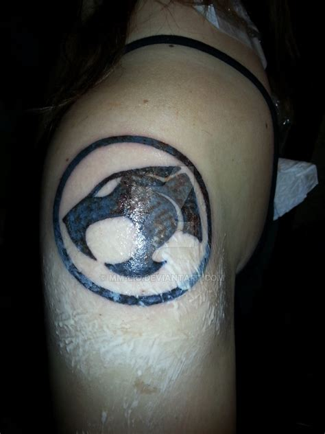 thundercats tattoo thundercats by mm lio on deviantart