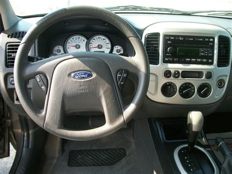 Ford Interior by 2006 Ford Escape Interior Pictures Cargurus