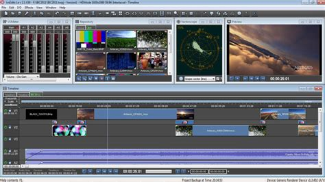 free video editing mixing software full version ivsedits le download