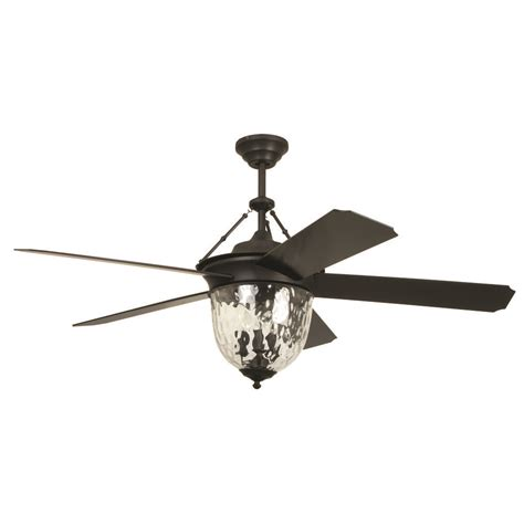 Craftmade Cavalier Aged Bronze Brushed Ceiling Fan With Bronze Ceiling Fans With Lights