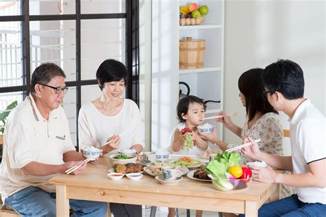 10 things you can do with your family at the dining table