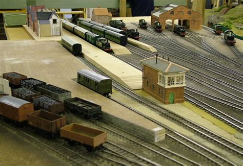 exhibition railway layout for sale yeovil model railway group yeovil town