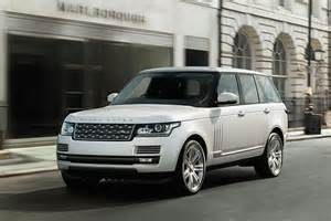 2014 land rover range rover overview cars