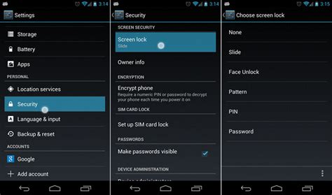 screen lock android everything you need to about lock screen settings on your android dr fone