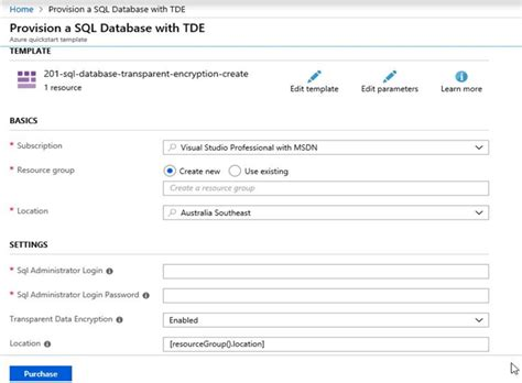 Using Azure Quickstart Templates Azure Quickstart Templates