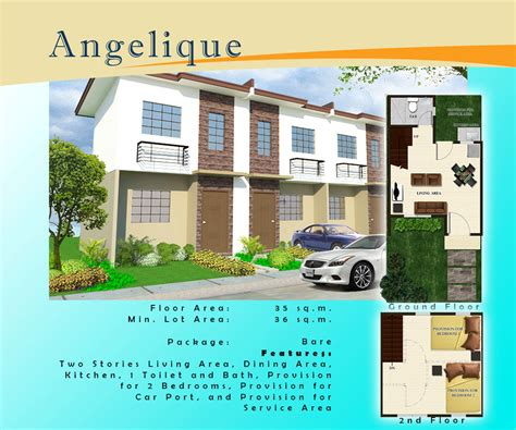 Create Floor Plan For House by Angelique House Model Lumina Homes