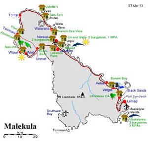 Interior Plains Agriculture Malekula Vanuatu Island Travel Accommodation Culture