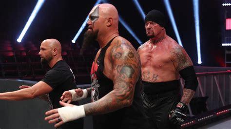 wwe raw undertaker  aj styles official  wrestlemania