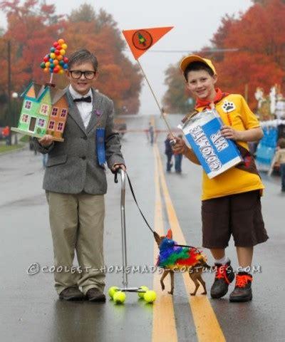cool homemade costumes  kids characters  disneys