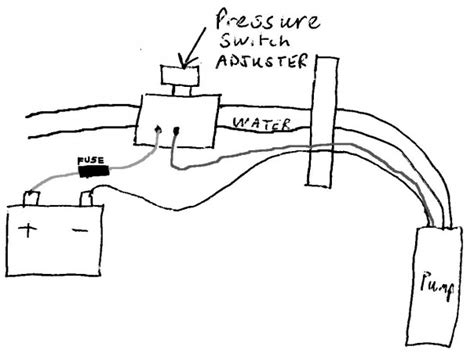 wiring diagram for water pressure switch well