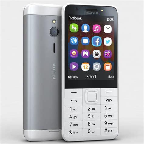 Nokia 216 By Complete Selular 3d nokia 230 white
