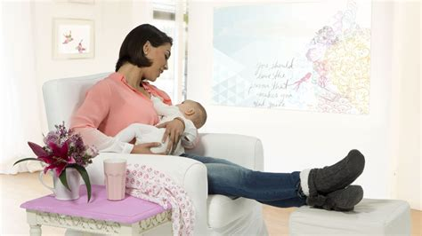 The Best Nursing Chair Breastfeeding Positions Best Position For Mum And Baby