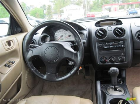 mitsubishi eclipse 2000 interior 2000 mitsubishi eclipse gt coupe beige dashboard photo