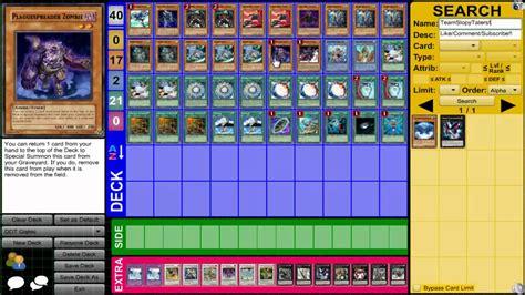 yugioh decks nachbauen yugioh co op perfection defining the deck