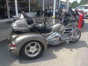 Honda Trike Kits For Motorcycles 2006 Chion Trikes Honda Goldwing Gl 1800 Trike Kit