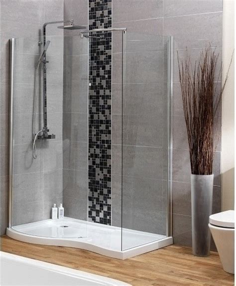 Small Walk In Shower Enclosures Hydrolux Meridian Walk In Shower Enclosure Pack With Tray