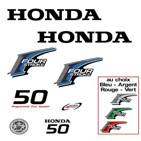 kit stickers honda  cv serie  autocollant capot moteur decals