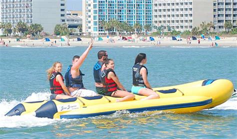 banana boat ride myrtle beach south carolina myrtle beach casino boats the best beaches in the world