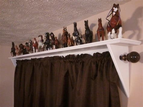 curtain rod shelf curtain rod shelves august 2012 by jsb lumberjocks