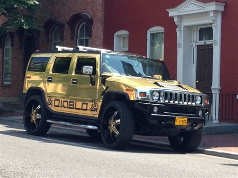 gold hummer gold tone hummer there are no words or maybe there are